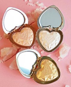 If you needed something to brighten up your week, I have just the thing! There are new Too Faced Love Light Highlighters launching for March 2017!
