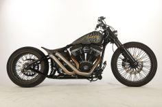 Blackbird Harley Davidson Rocker
