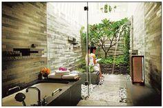 Best Hotel Design - Resort: WOHA (Singapore) for InterContinental Sanya Resort, Hainan China