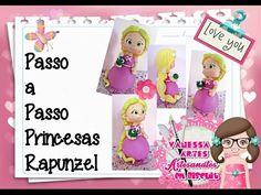 (DIY) PASSO A PASSO PRINCESA SOFIA - YouTube