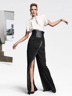 Ronald van der Kemp Fall 2016 couture collection