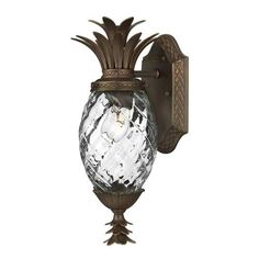 Buy the Hinkley Lighting Copper Bronze Direct. Shop for the Hinkley Lighting Copper Bronze Height 1 Light Outdoor Wall Sconce from the Plantation Collection and save. Outdoor Wall Lantern, Outdoor Wall Sconce, Outdoor Walls, Porch Light Fixtures, British Colonial Style, Hinkley Lighting, Sconce Lighting, Bathroom Lighting, Outdoor Wall Lighting