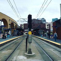The Downtown East Light Rail station.  Photo: Courtesy of Rita Farmer Photography