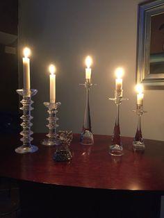 Kynttilät, elävä tuli