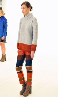 I want these boots - Ostwald Helgason F/W 2012