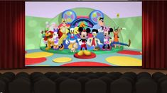 Mickey Mouse Clubhouse - Choo Choo Express (Hot Dog Dance) Disney Desserts, Mickey Mouse Clubhouse, Hot Dogs, Dance, Kids, Painting, Art, Dancing, Children