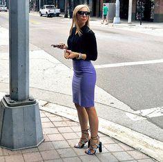 30+ Best Block heels outfit ideas in