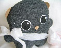 Bambak ABC learning letters stuffed toy by Bambaks on Etsy