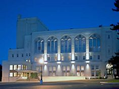 Collingswood Grand Ballroom/Scotch Rite Theater- exterior