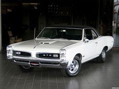1966 GTO coupe hardtop 1966