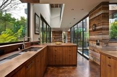 holzmöbel küche küchenschränke holz