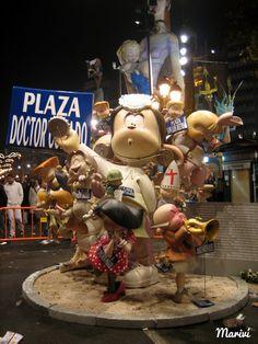 Falla Infantil Ayuntamiento 2006