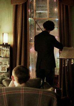 BBC. Sherlock ~ Benedict Cumberbatch.