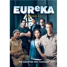 Eureka: Season 4.5 (DVD)  http://www.picter.org/?p=B005PPMHWE