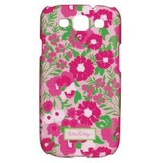 Stop by and pick up this Lilly Pulitzer case for the Samsung Galaxy at Fiddle Stix Boutique in Perrysburg, Ohio!