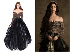 reign costumes - Google Search