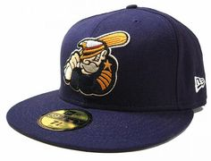 NEW ERA x MiLB「Lake County Captains 2003」59Fifty Fitted Baseball Cap | Strictly Fitteds