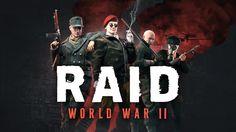 RAID World War II  Trailer