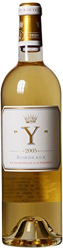 2005 Chateau Yquem Y Ygrec Bordeaux Superieur 750 mL -- Continue to the product at the image link. (This is an affiliate link) Bordeaux, Chardonnay Wine, Wine Stand, Expensive Wine, Wine Online, Wine List, Wine Making, White Wines