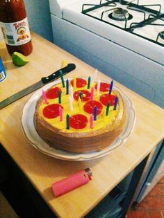 my two favorite things: pizza and cake=pizza cake <3 <3 <3