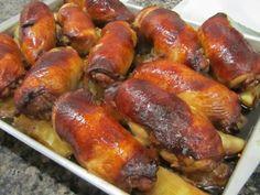 Veja a Deliciosa Receita de Receita de Coxa de frango desossada e recheada. É uma Delícia! Confira!