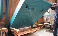 Murphy Bed Plans Diy Multi Function