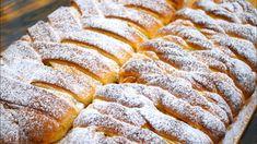 Yams, Dessert Recipes, Desserts, French Toast, Good Food, Bread, Breakfast, Sweets, Apple Tea Cake