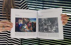 l'interno del catalogo che abbiamo stampato per TYPE STUDIO