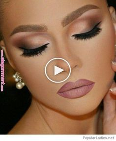 36 Wedding Makeup Looks For Every Bride To Stand Out That wedding is coming soon – Maquillage Looks Makeup Trends, Makeup Tips, Beauty Makeup, Makeup Ideas, Wedding Eye Makeup, Wedding Beauty, Bride Makeup, Beauty Tips And Secrets, Beauty Hacks