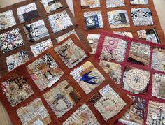 Text on Textiles | 출처: janelafazio
