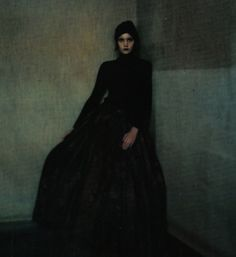 Poupés RoussesVogue It September 1998Ph: Paolo Roversi