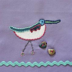 sweet little bird #buttons