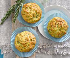 Rosmarin-Zucchini-Muffins