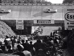 Fangio and Moss @ Monza