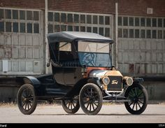 1910 - 1914 Ford