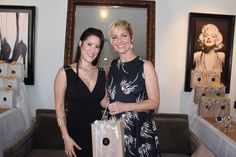 """#FlashbackFriday at DPA GiftSuite during Emmy's week 2015.  Gavée Gold loved sharing our story with Melora Hardin from the GoldenGlobe 2016 nominated show Transparent!""""It's hard to find stuff without chemicals and it smells great,"""" she told us! Yes it was HARD to find pure♻️organic skincare, tell us about it! And that is EXACTLY why holistichealth practitioner and medical esthetician, Tiffany Andersen created this skincare line after surviving Stage IV Non-Hodgkins Lymphoma when her body…"""