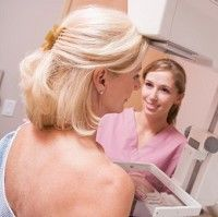 Around 41,200 women in England are diagnosed with breast cancer every year