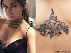 Andrea Russett's 3 Tattoos & Meanings | Steal Her Style