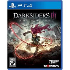 Get Darksiders 3 release date (PC, Xbox One, cover art, overview and trailer. Return to an apocalyptic Earth in Darksiders III, a hack-n-slash Action Adventure where players assume the role of FURY in her quest to hunt down and dispose of the Seven. Playstation Games, Xbox One Games, Ps4 Games, Cyberpunk 2077, Good Of War, Overwatch, Joystick Arcade, Darksiders Game, Farming Simulator