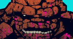 the thing by boneface 2011
