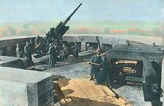 Les Flakturm (tour de la DCA),Les bunkers unique au monde
