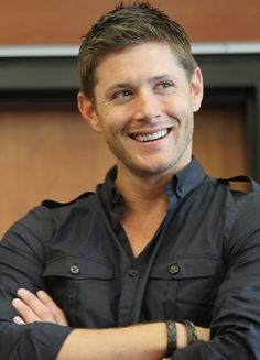 Jensen Ackles. Otherwise known as one of the most perfect people on the planet