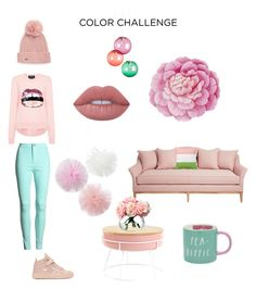 """""""#color"""" by amk6300-1 ❤ liked on Polyvore featuring Calvin Klein, Markus Lupfer, Giuseppe Zanotti, Lime Crime, Ballard Designs, Talking Tables, LSA International, Fatboy, Joules and colorchallenge"""