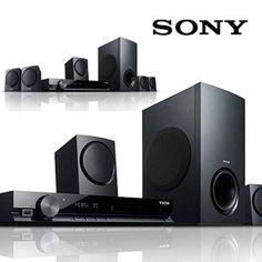 Sony Bravia 5.1 Channel 350-Watt Home Theater System