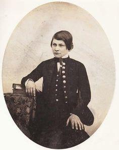Édouard Manet in 1846c | ART & ARTISTS