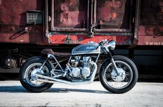 Honda 550 Four 1976 Cafe Racer - AVAILABLE - 20.900,- Euro excl. VAT