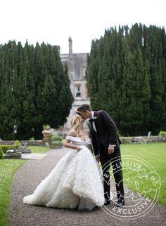 See Photos from Sasha Pieterse's Christian Siriano Wedding Dress   PEOPLE.com