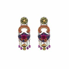 Bohemia Nancy Earrings    Ayala Bar Hip Collection Fall - Winter 2016-17