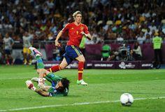 Standing Ovation: Spanish National Football Team