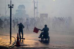 Gezi Parkı'nın simge fotoğrafları 11.06. 2013